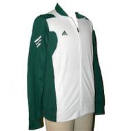 Adidas Men's Scorch Sideline Jacket - Forest Green