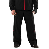 Under Armour Mens Advance Woven Warm Up Pant - Black