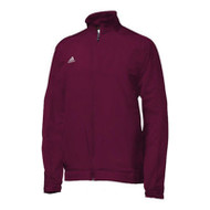 Adidas Mens Scorch Fleece Jacket - Maroon