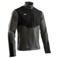 Under Armour Mens Team Contender 1/2 Zip Jacket - Carbon