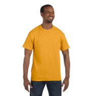 Gildan Adult Heavy Cotton G5000 T-Shirt - Gold