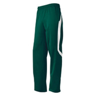Adidas Mens Scorch Sideline Pant - Forest/White