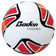 Baden Deluxe Synthetic Thermo Soccer Ball, Size 5