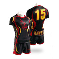 Barbarian Men's Sublimated Varsity Jersey - Rugby