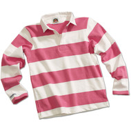Barbarian Ladies Design Jersey  - White/Pink