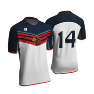 Athelite Men's Edge V-Neck Rugby Jersey