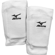 Mizuno T10 Plus Volleyball Kneepads - White