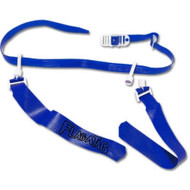 Flag A TAG Belt w/Flags - Royal Blue