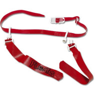 Flag A TAG Belt w/Flags - Red