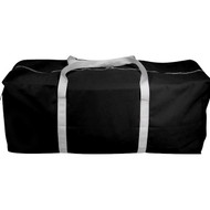 Heavy Duty Canvas Equipment Bag - Black