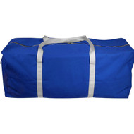 Heavy Duty Canvas Equipment Bag - Royal