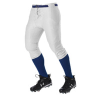 Alleson Youth Indestructable Football Practice Pant - Slotted