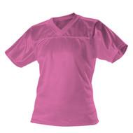 Alleson Women's Polyester Mock Mesh Fanwear Jersey