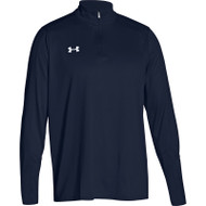 Under Armour Men's Locker ¼ Zip Long Sleeve T-Shirt