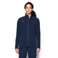 Under Armour Women's Squad Woven Warm-Up Jacket (UA-1295306)