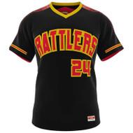 AthElite Youth Dinger Double Play Reversible Baseball Birdeye Jersey (AE-BA-JSY-182)