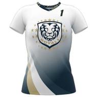 AthElite Girls Advantage Field Hockey short sleeve jersey (AE-FH-JSY-103)