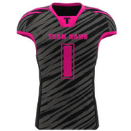 AthElite Boys Warp Speed Football Jersey (AE-AFB-JSY-113)