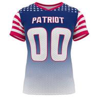 AthElite Boys Patriot Flag Football Jersey (AE-AFB-JSY-131)