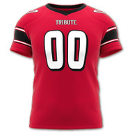 AthElite Mens Tribute Fanwear Football Jersey (AE-AFB-JS-121)