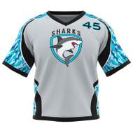AthElite Mens Vapor Elite Reversible Lacrosse Jersey (AE-LX-JS-130)