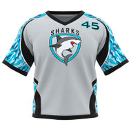 AthElite Boys Vapor Elite Reversible Lacrosse Jersey (AE-LX-JSY-130)
