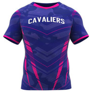 AthElite Womens Bionic Pro Fit Rugby Jersey (Tradition Collar)