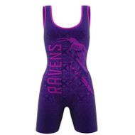 AthElite Womens Quantum Wrestling Singlet (AE-WR-JS-102)