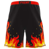 AthElite Mens MMA Style Wrestling Shorts (AE-WR-JS-300)