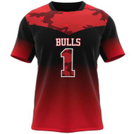 AthElite UIniversal Mens Short Sleeve Volleyball Jersey (AE-MS-JSM-11)