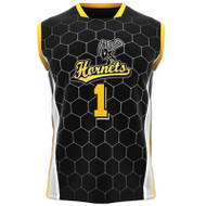 Athelite Universal Boys Sleeveless Volleyball Jersey (AE-MS-JSY-10*)