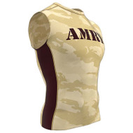 AthElite Womens Short Sleeve Compression Shirts (AE-AW-CMPSW-116)
