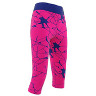 AthElite Womens Yoga style Compression 3/4 Legging ( AE-AW-CMPS-215)