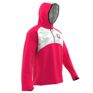 AthElite Womens Docker QZ Hybrid Hoodies (Thermatex Fabric) (AE-AW-HDSW-111)