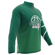 AthElite Boys Long Sleeve Universal QZ Pullovers (DNA) (AE-AW-ACSY-319)