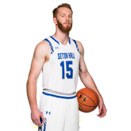 Under Armour Men's Armourfuse Primetime Basketball Jersey-Pirate