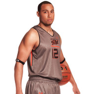 Under Armour Men's Armourfuse 1-PLY Reversible Basketball Jersey-Switch