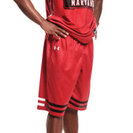 Under Armour Men's Armourfuse 1-PLY Reversible Basketball Short-Validate