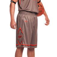 Under Armour Men's Armourfuse 1-PLY Reversible Basketball Short-Switch