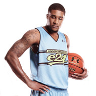 Under Armour Men's Armourfuse 1-PLY Reversible Basketball Jersey-Latrobe