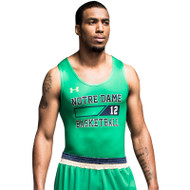 Under Armour Men's Armourfuse 1-PLY Reversible Basketball Jersey-Fitted Tank