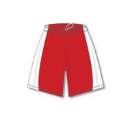 "Athletic Knit Ladies Dryflex Side Insert 5"" Baseball Shorts"