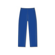 Athletic Knit Dryflex Full Length Tearaway Basketball Pant