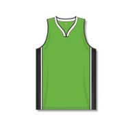 Athletic Knit Dryflex Pro Basketball Jersey w/Side Inserts