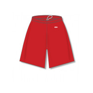 "Athletic knit Dryflex Pocketed 9""Short Volleyball Short"