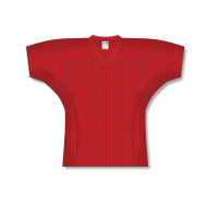 Athletic Knit Youth  Superstar Mesh Football Jersey