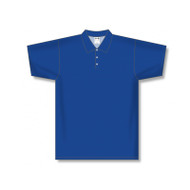 Athletic Knit Adult Solid Polyspan 92 Polo Shirt