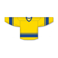 AK-Knit Midweight League Series Hockey Jersey D1