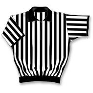 AK Knit Polyester Short Sleeve Referee Jersey
