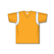 Athletic Knit Youth Dryflex Durastar Mesh Insert Volleyball Jersey